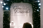 Allestimento vetrina Bulgari Christmas 2011