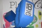 orologio off-scale, Stand Plastichic,