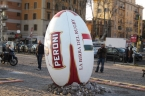 Peroni Rugby, Pallone caduto dal cielo